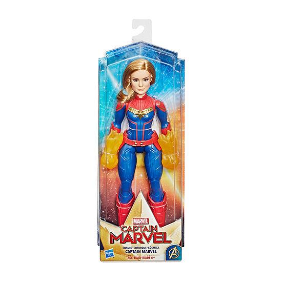 Avengers Captain Marvel Action Figure Doll