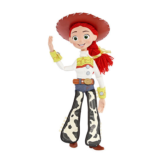 Disney Collection Toy Story Jessie Talking Action Figure