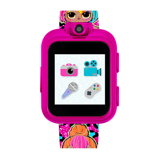 Itouch Playzoom LOL Girls Multicolor Smart Watch-100007m-18-Fpr