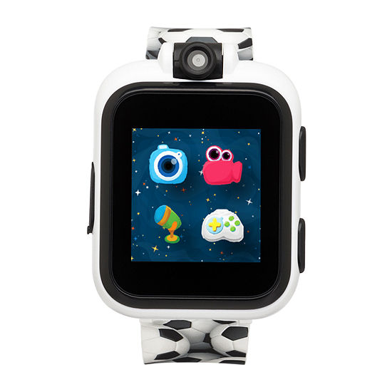Itouch Playzoom Boys White Smart Watch-50019m-51-Blt