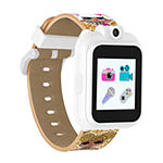 Itouch Playzoom LOL Girls Gold Tone Smart Watch-100003m-51-A01