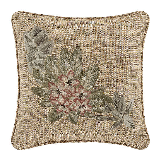 Queen Street Martina Square Throw Pillow