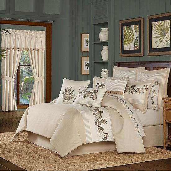 Queen Street Pamela 4-pc. Heavyweight Comforter Set
