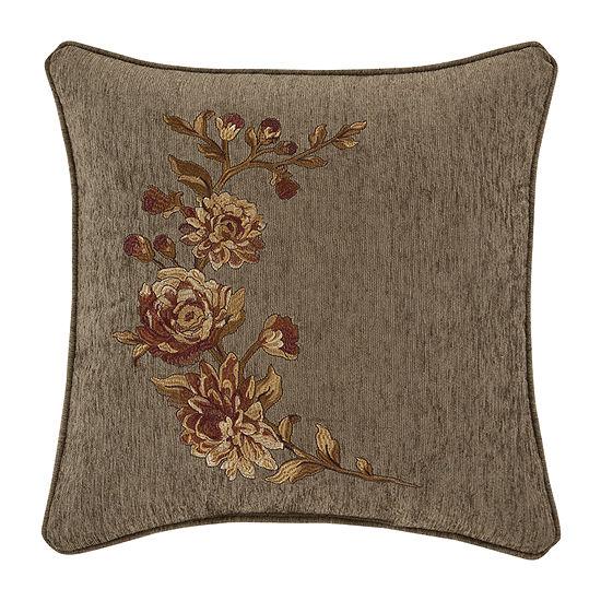 Queen Street Carmella Square Throw Pillow