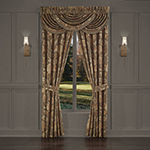 Queen Street Carmella Rod-Pocket Waterfall Valance