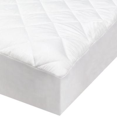 SensorPEDIC® SensorLOFT® CoolMAX® 300tc Diamond Quilted Mattress Pad