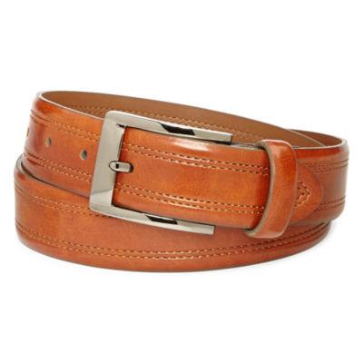 IZOD® Double-Stitch Casual Belt