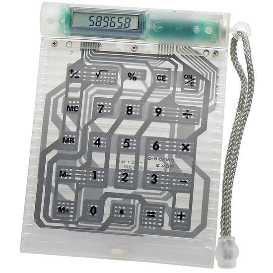 Natico Flexi Roll-Up Calculator