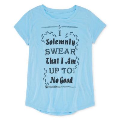 "Harry Potter ""I Solemnly Swear"" T-Shirt-  Girls' 7-16"