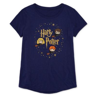 Harry Potter Logo T-Shirt- Girls' 7-16