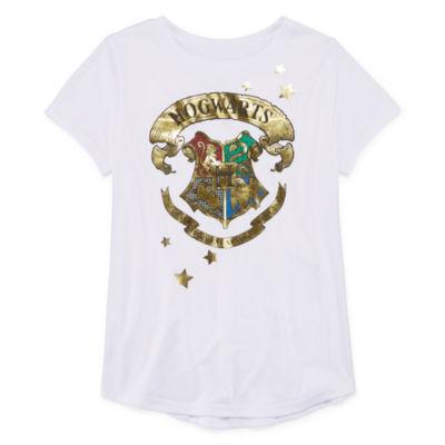 Harry Potter Hogwarts T-Shirt - Girls' 7-16