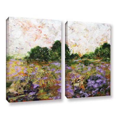 Brushstone Trowbridge 2-pc. Gallery Wrapped CanvasWall Art