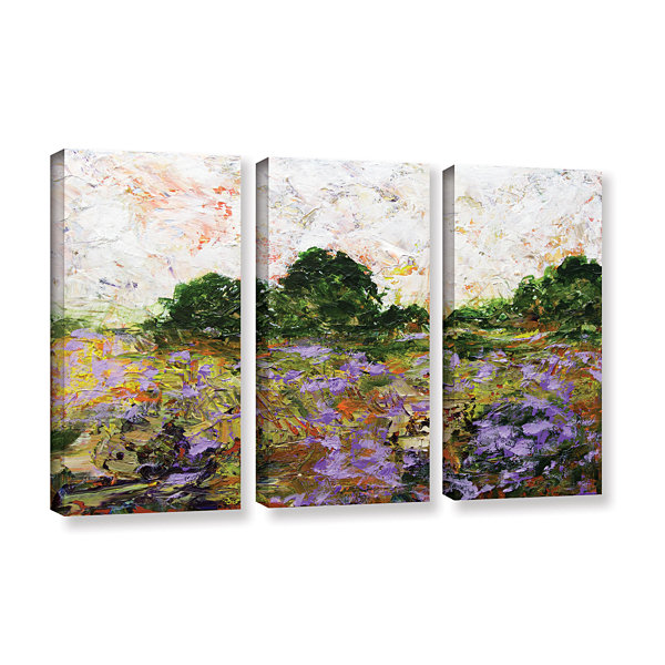 Brushstone Trowbridge 3-pc. Gallery Wrapped CanvasWall Art