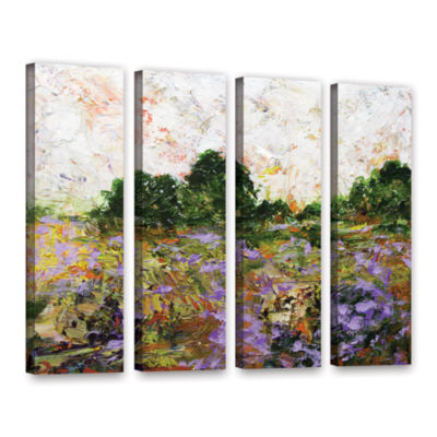 Brushstone Trowbridge 4-pc. Gallery Wrapped CanvasWall Art