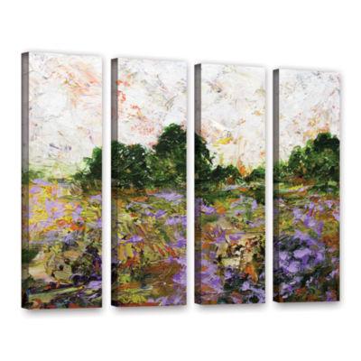Brushstone Trowbridge 4-pc. Gallery Wrapped CanvasWall Art