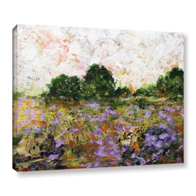 Brushstone Trowbridge Gallery Wrapped Canvas WallArt