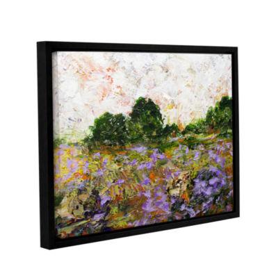 Brushstone Trowbridge Gallery Wrapped Floater-Framed Canvas Wall Art