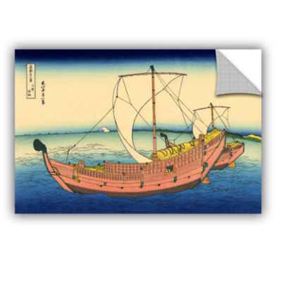 Brushstone The Kazusa Province Sea Route RemovableWall Decal
