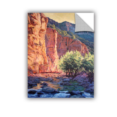 Brushstone The West Fork Removable Wall Decal