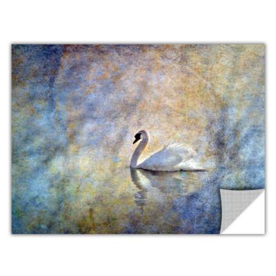 Brushstone The Swan by Antonio Raggio Removable Wall Decal
