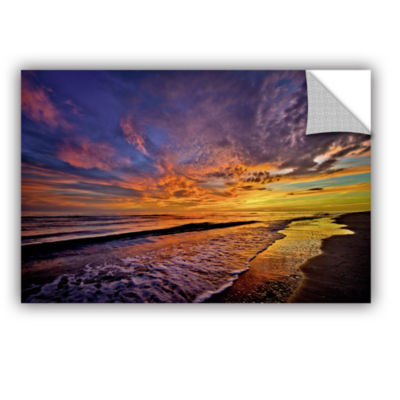 Brushstone The Sunset by Antonio Raggio RemovableWall Decal