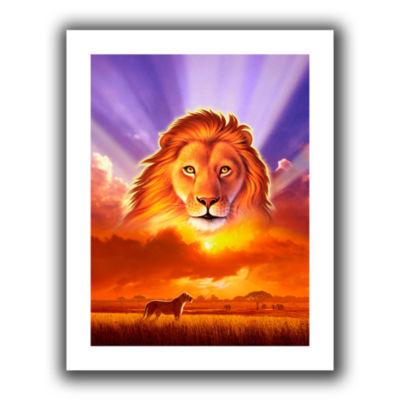 Brushstone The Lion King Canvas Wall Art