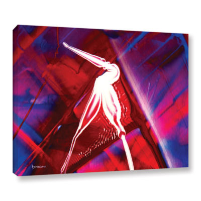 Brushstone The Pelican Gallery Wrapped Canvas WallArt