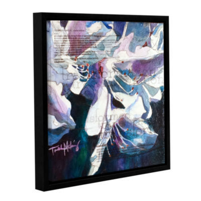 Brushstone Transformation Gallery Wrapped Floater-Framed Canvas Wall Art