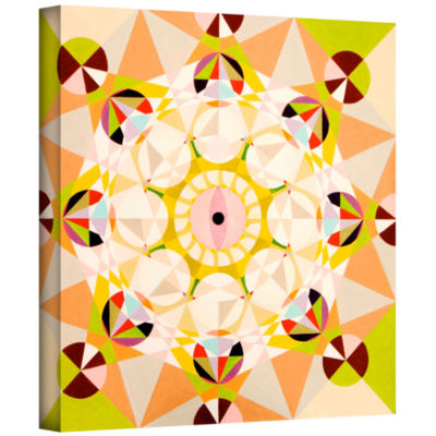 Brushstone The Mother Goddess Gallery Wrapped Canvas Wall Art