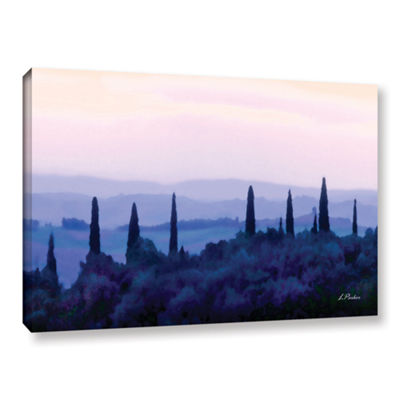 Brushstone Tuscan Morn Gallery Wrapped Canvas WallArt