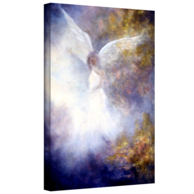 Brushstone The Guardian Gallery Wrapped Canvas Wall Art