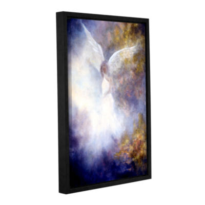 Brushstone The Guardian Gallery Wrapped Floater-Framed Canvas Wall Art