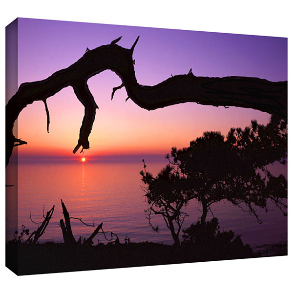 Brushstone Torrey Bridge Gallery Wrapped Canvas Wall Art