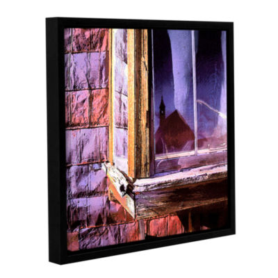 Brushstone The Old West Gallery Wrapped Floater-Framed Canvas Wall Art