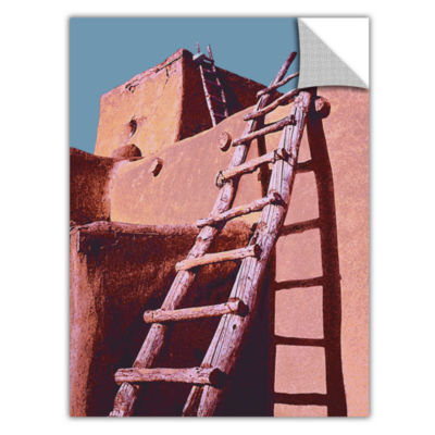 Brushstone The Pueblo Removable Wall Decal