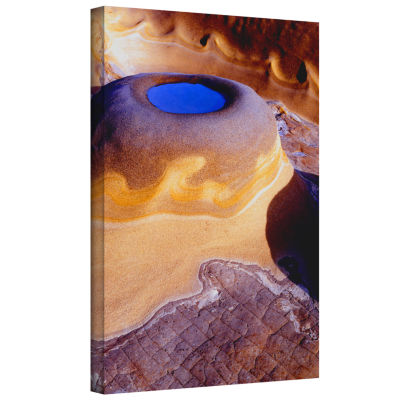 Brushstone The Last Pool Gallery Wrapped Canvas Wall Art