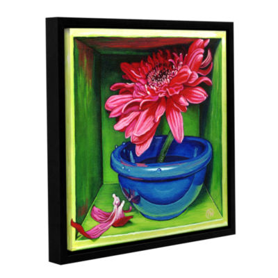 Brushstone The Lost Ones Gallery Wrapped Floater-Framed Canvas Wall Art