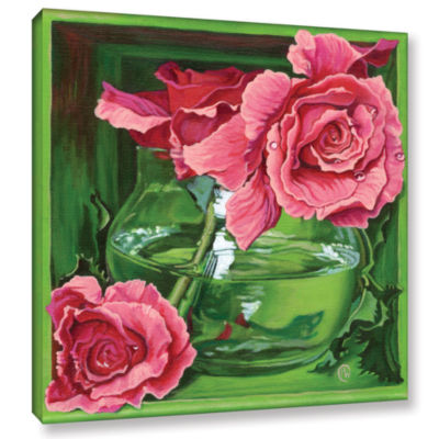 Brushstone The Three Graces Gallery Wrapped CanvasWall Art