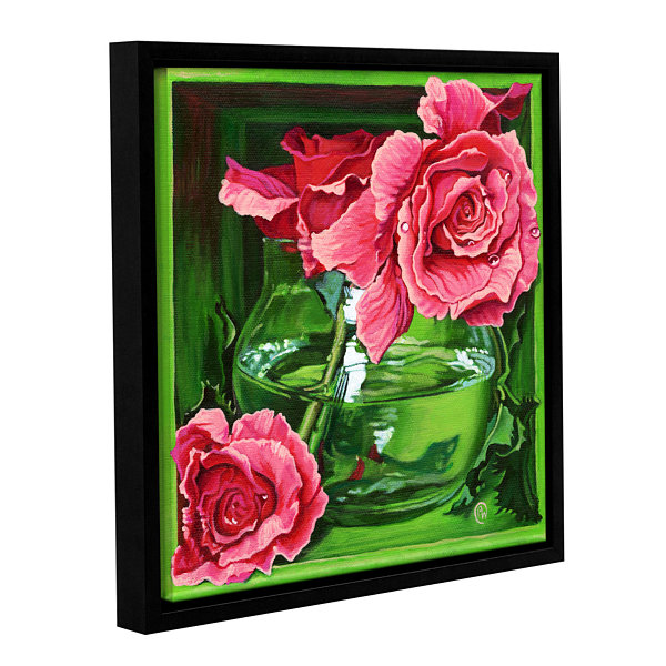 Brushstone The Three Graces Gallery Wrapped Floater-Framed Canvas Wall Art