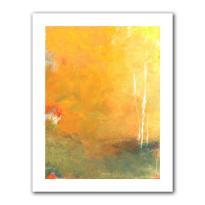 Brushstone Three Trees Canvas Wall Art