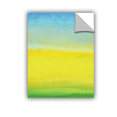 Brushstone The Land In Between Removable Wall Decal