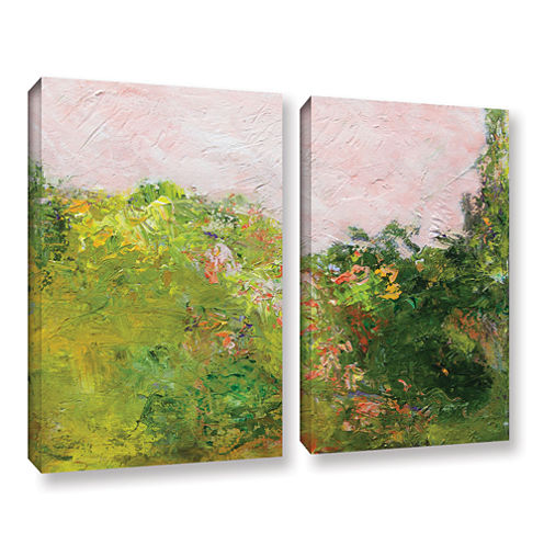 Brushstone Swindon 2-pc. Gallery Wrapped Canvas Wall Art