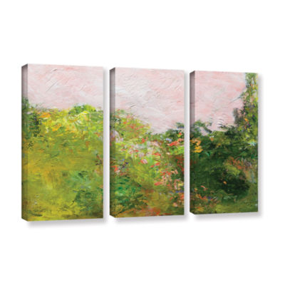 Brushstone Swindon 3-pc. Gallery Wrapped Canvas Wall Art