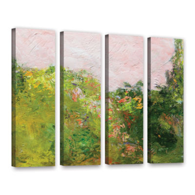 Brushstone Swindon 4-pc. Gallery Wrapped Canvas Wall Art