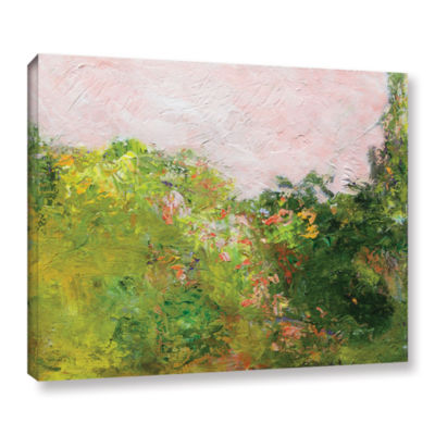 Brushstone Swindon Gallery Wrapped Canvas Wall Art