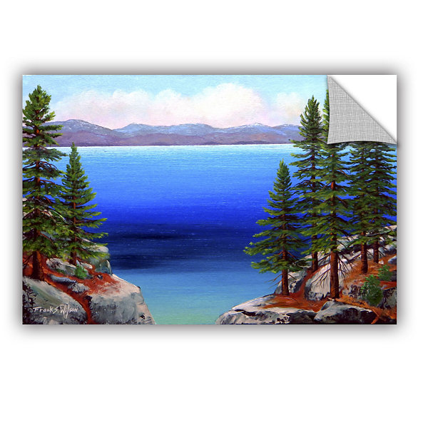 Brushstone Tahoe Dreams Removable Wall Decal
