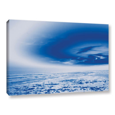 Brushstone The Blue Sea Gallery Wrapped Canvas Wall Art