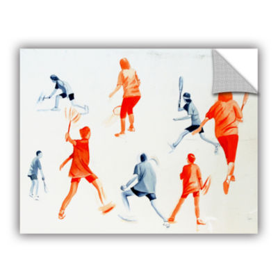 Brushstone Swuahs Players Removable Wall Decal