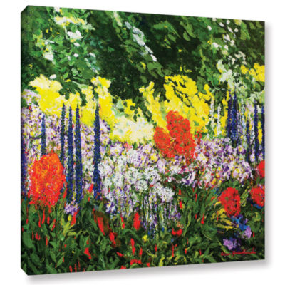 Brushstone Under the Branch Gallery Wrapped Canvas