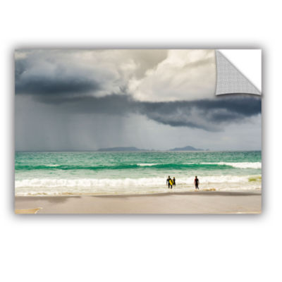 Brushstone Surf The Storm Removable Wall Decal